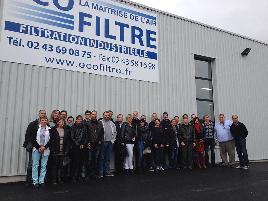 Equipe Ecofiltre
