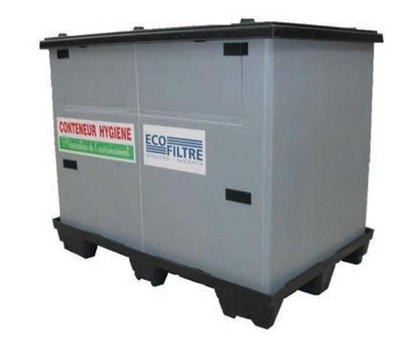 Container hygiène